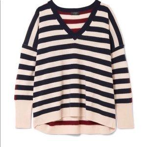 Worn J crew cashmere sweater szM